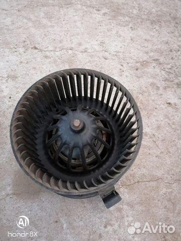89226688886 Моторчик отопителя под кондиционер (Renault Logan)