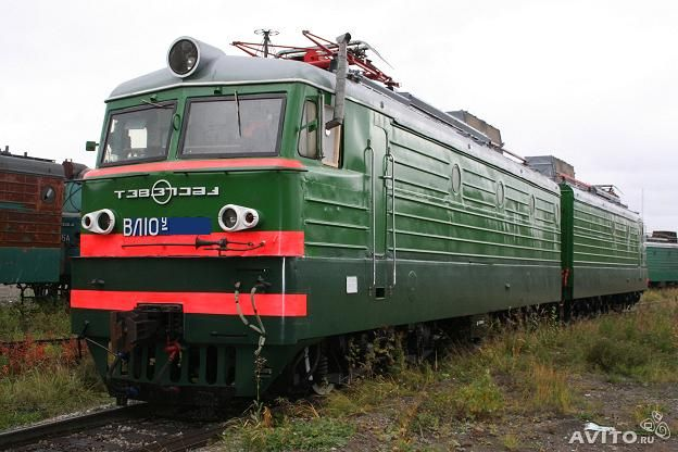 Электровоз вл-10У