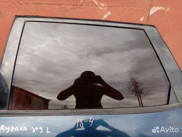 89026196331  Стекло двери заднее левое Nissan Murano Z50