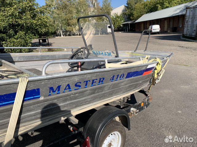 Продам моторную лодку Master 410 89881008743 купить 1