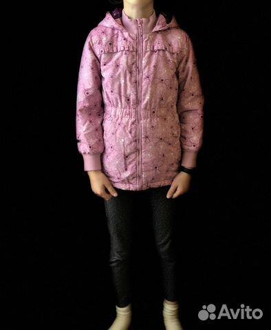Куртка осенняя 122 р  89527981171 купить 1
