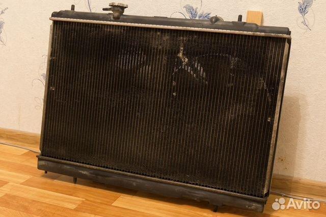 Mitsubishi Dion radiator (under renovation)