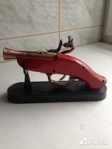 Зажигалка - пистолет  89130018995 купить 2