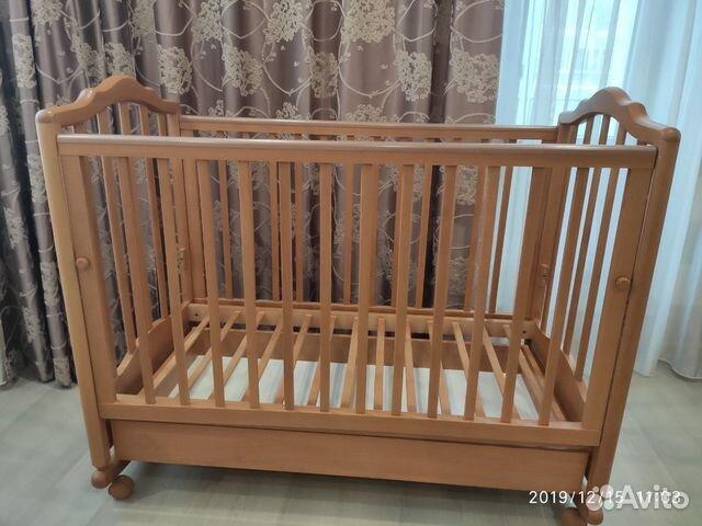 Кроватка детская 89138235845 купить 5