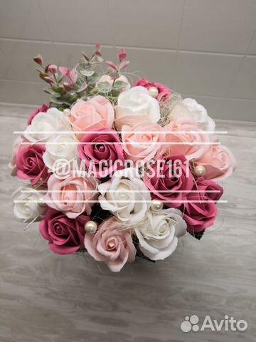 Розы навсегда цветы 89094125252 купить 2