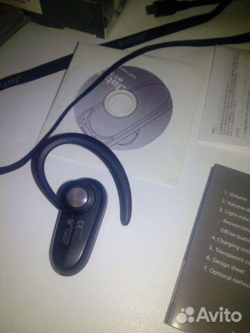 Bluetooth гарнитура Jabra BT3010  89047018602 купить 3
