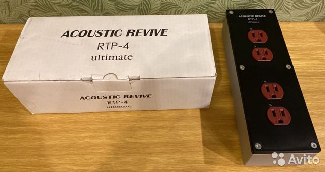 Acoustic Revive RTP-4 ultimate 4 купить 2