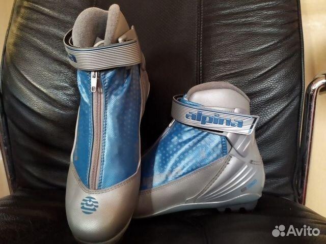 Лыжные ботинки 89270531410 купить 4