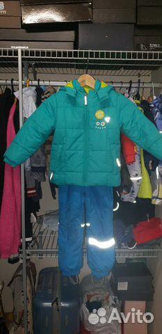 Зимний костюм крокид на 4 года