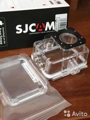 Бокс водонепронецаемый для экшн камеры 89134197340 купить 1