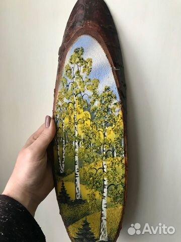 Картина (панно) из натурального камня 89026306182 купить 2