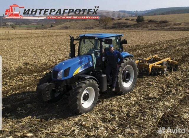 Трактор New Holland t6050