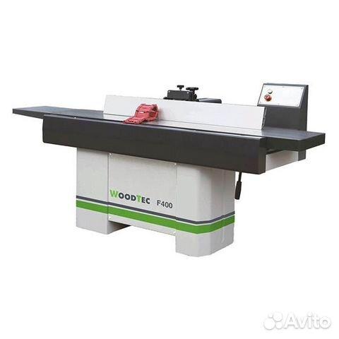 The machine planer WoodTec F 300
