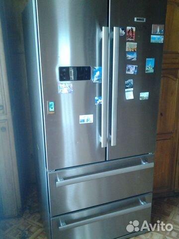 Двух дверный холодильник