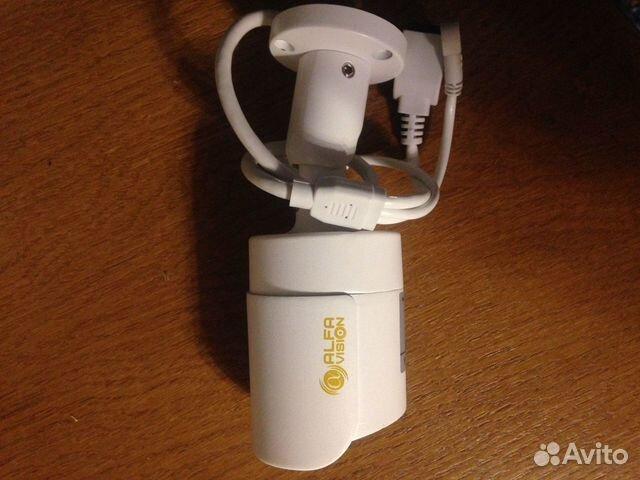 Камера видеонаблюдения купить 4