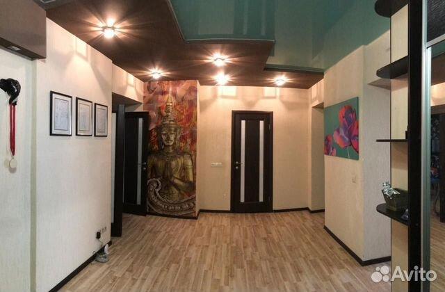 3-к квартира, 99.4 м², 3/14 эт. 89609510972 купить 1