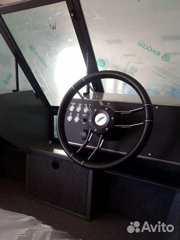 Моторная лодка Волжанка fishpro 46 (2020) 89525956140 купить 3