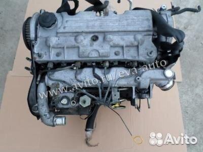 84732022776 Двигатель Mazda 626 (GF GW) 1997-2001