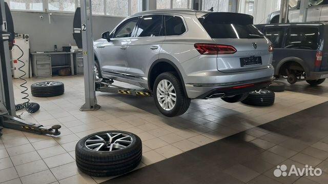 """Новые 19"""" диски Osorno Volkswagen Touareg III CR7 89050402444 купить 2"""