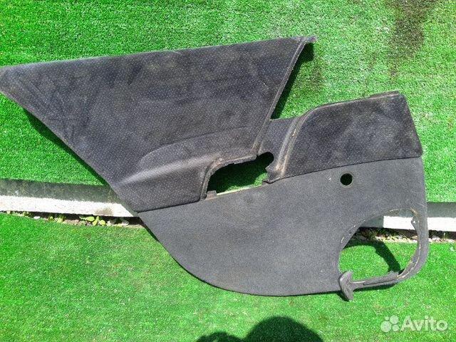 89270165946 Обшивка двери задняя левая Opel Omega B седан