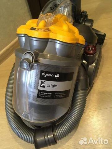 Dyson dc29 db origin пылесос без мешка купить в интернете пылесос дайсон