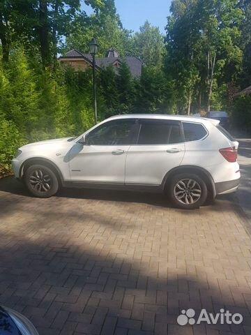 BMW X3, 2014 89062441204 купить 2