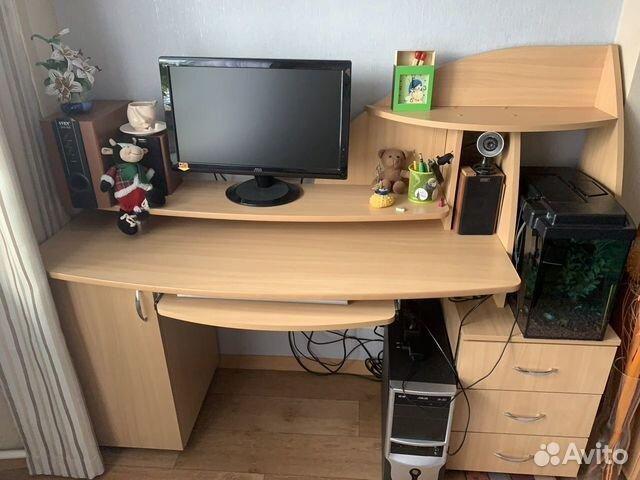 Компьютер(процессор,монитор и колонки sven SPS820) 89109854150 купить 1