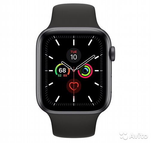 Новые Apple Watch Series 5 (PCT)