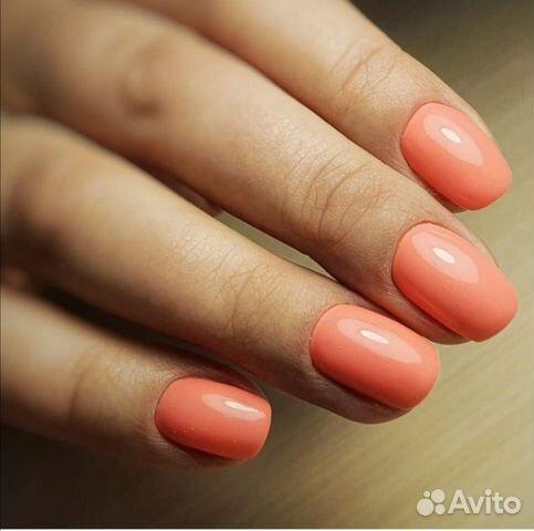 Manikyr, eskalerande av naglar gel-Polish