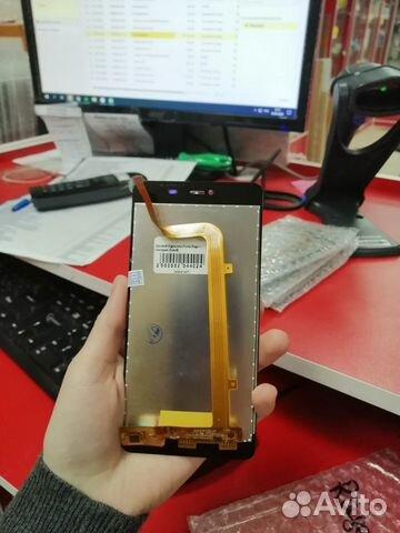 89003081353 Дисплейный модуль Highscreen Power Rage + стекло