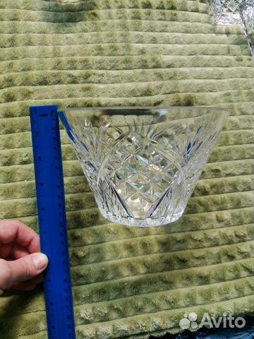 Хрустальные вазы  89003730481 купить 6