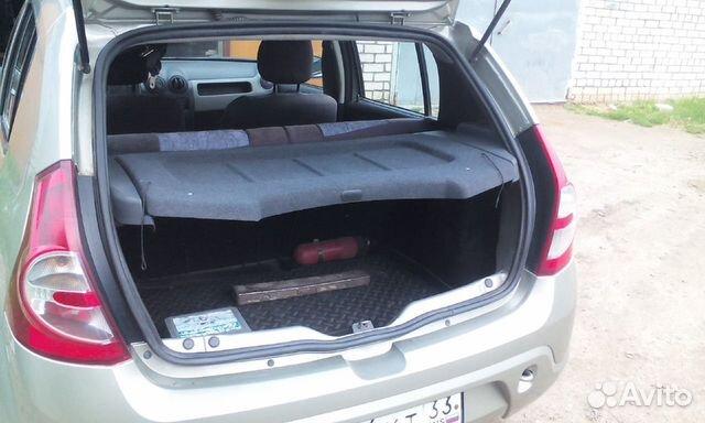 Renault Sandero, 2011 89157609472 купить 5