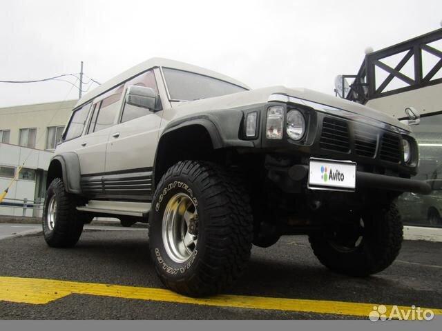 Nissan Safari, 1994 89143200606 купить 8