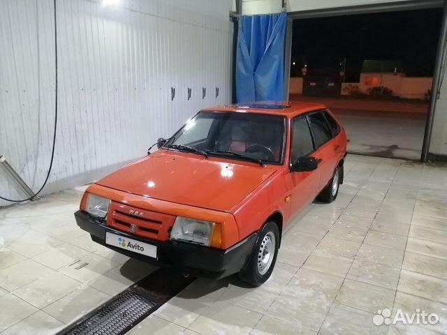 ВАЗ 2109, 1989
