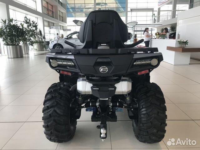 Квадроцикл CF Moto X10 EPS 88792225000 купить 4