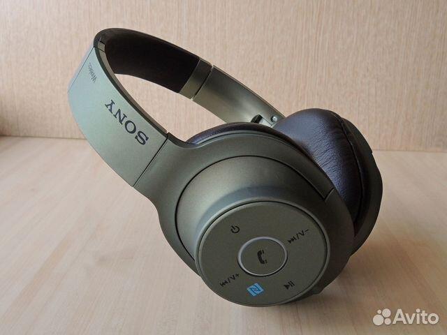 Bluetooth наушники Sоny S-100  купить 1