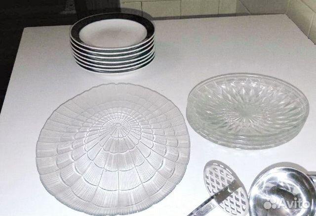 Блюда для нарезок, тарелки