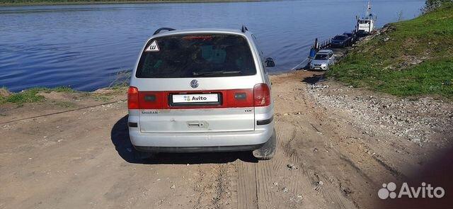 Volkswagen Sharan, 2003  купить 2