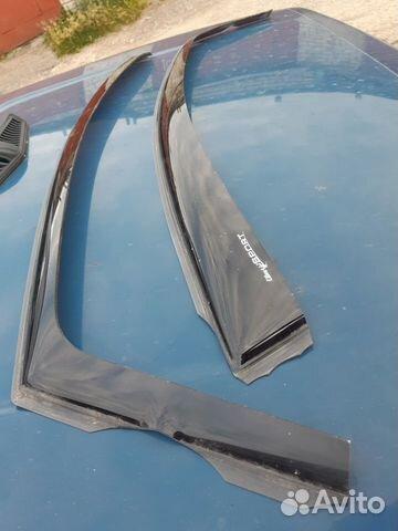 Дефлектор/обтекатель на Ford Kuga1(clim Air tyre A