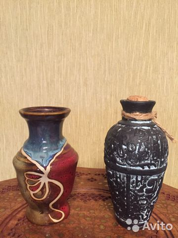 Вазочки керамика