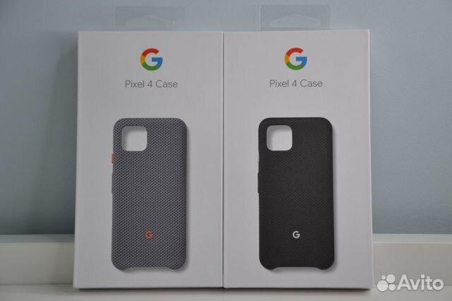 Оригинальные чехлы для Google Pixel 4  89780477720 купить 1