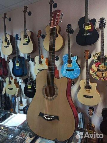 Акустическая гитара  89171930067 купить 4