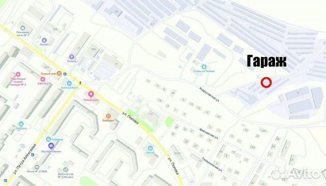 30 м² в Смоленске> Гараж, > 30 м²  89203027451 купить 1