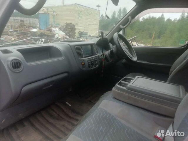 Nissan Caravan, 2001  89627352620 buy 6