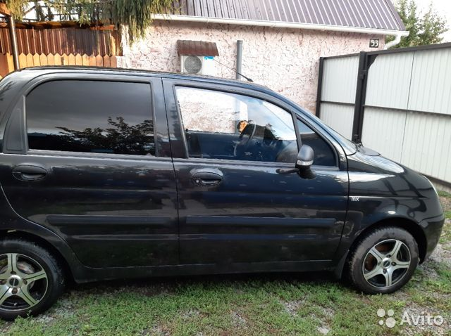 Daewoo Matiz, 2012  89091741371 купить 6