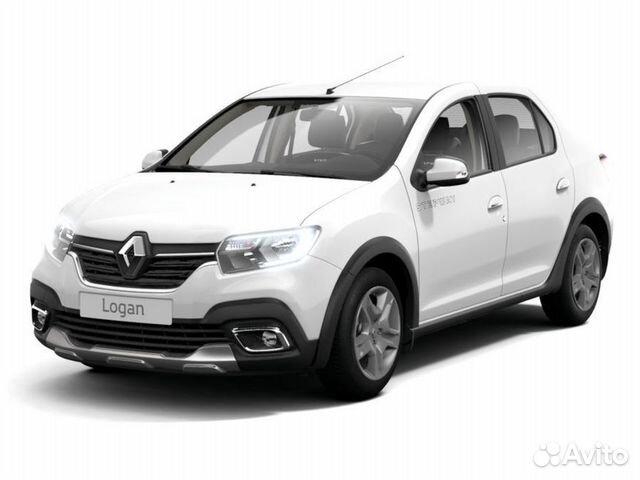 Renault Logan Stepway, 2020  83432716344 купить 1