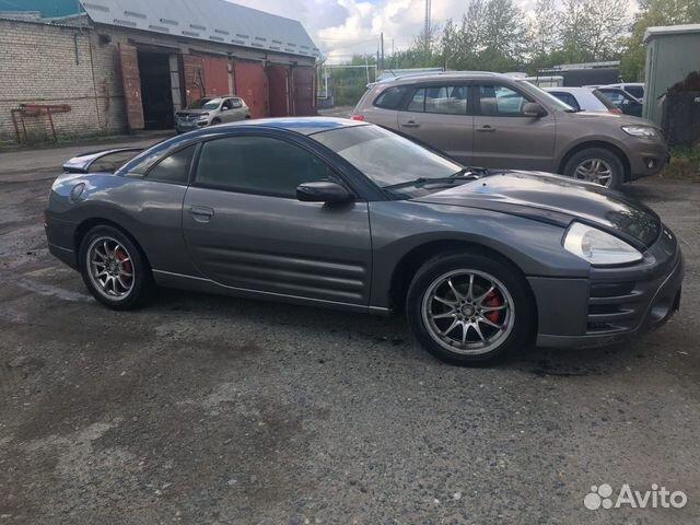 Mitsubishi Eclipse, 2002  89617528974 купить 4