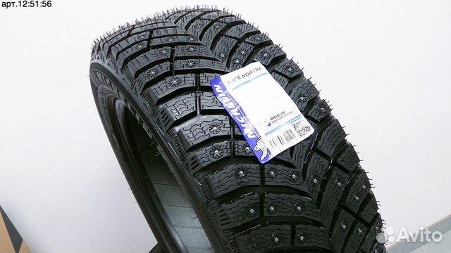 Шины зимние 305/40 R20 Michelin X-Ice North 4  89298181890 купить 3
