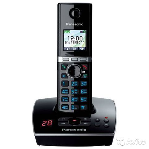 Радиотелефон Panasonic KX-TG8061RU