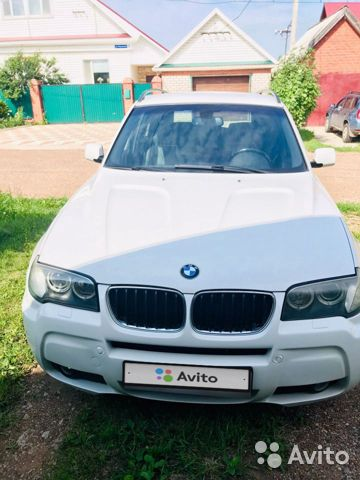 BMW X3, 2009  89656453758 купить 4
